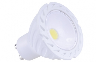 LED žárovka MAX-LED 4392 GU10 COB 5W 3000K
