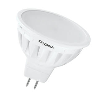 LED žárovka Sandy LED MR16 12V S1338 4,5W 3000K