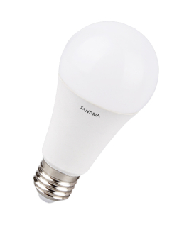 LED žárovka Sandy LED E27 A60 S1383 15W 4000K
